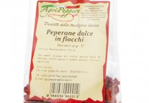 Peperone dolce in fiocchi