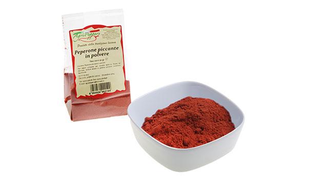 Peperone Piccante in polvere